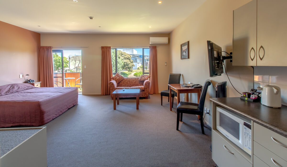 Executive Studio At Waterfront Motels in Blenheim NZ