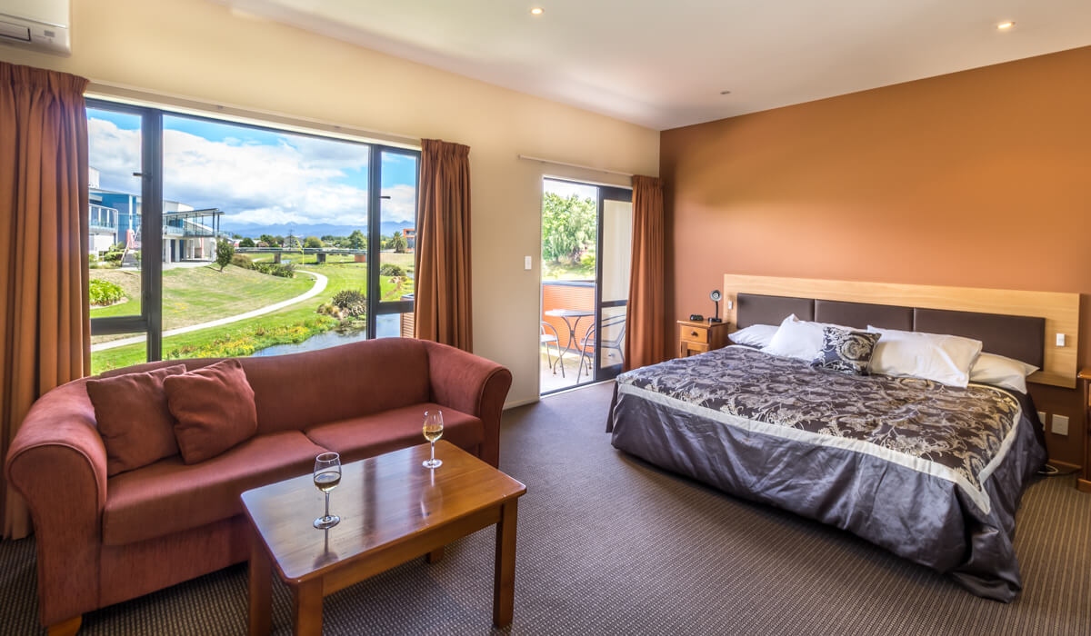 Spa Studio At Waterfront Motels In Blenheim NZ